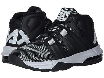 Nike Kids Air Max Charge (Little Kid/Big Kid) (Black/Metallic Silver/Wolf Grey) Kids Shoes