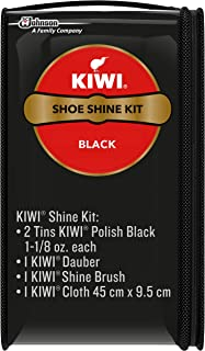 kiwi military shoe shine kit