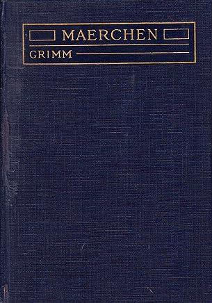 Märchen der gebrüder Grimm 1903 [Hardcover]