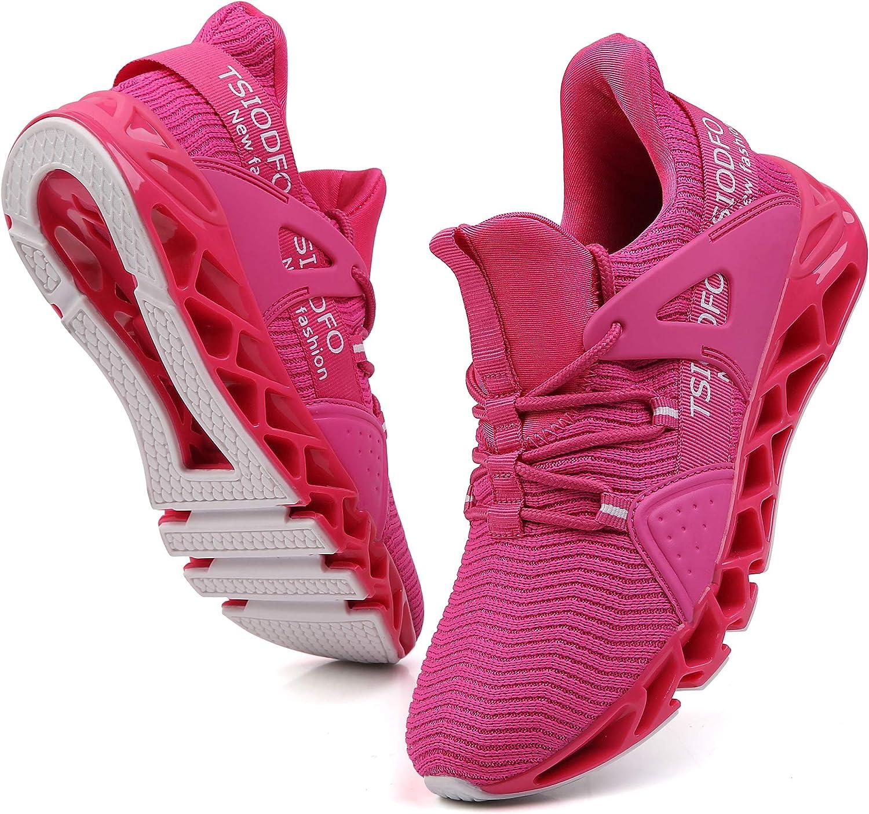 Ezkrwxn Women's Sneakers Sport Running S Fixed price Super intense SALE for sale Walking Athletic Tennis