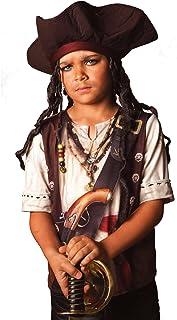Cesar B063-002  - Camisa de Pirata (4-5 años)