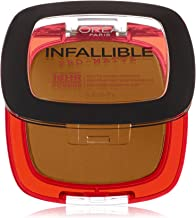 L'Oréal Paris Infallible Pro-Matte Powder, Classic Tan, 0.31 oz.