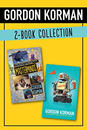 Gordon Korman 2-Book Collection: Masterminds and Ungifted (English Edition)
