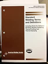 Best aws standard welding terms and definitions Reviews