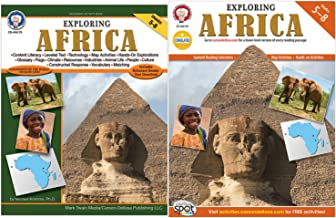 Exploring Africa, Grades 5 - 8 (Continents of the World)