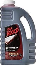 Spooktacular Creations 32 oz Fake Halloween Vampire Blood Bottle for Halloween Costume, Zombie, Vampire and Monster Makeup...