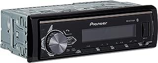 Pioneer MVH-X3 Receptor de Medio Digital con Mixtrax, Bluetooth Integrado, y Control Directo para iPod/iPhone y Algunos Teléfonos Android