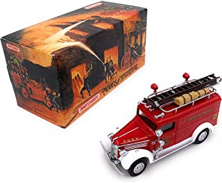 1937 GMC Rescue Squad Van Matchbox Fire Engine Models of Yesteryear Series