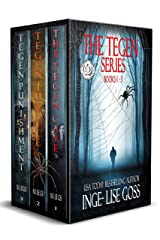 The Tegen Series: Books 1-3 Kindle Edition