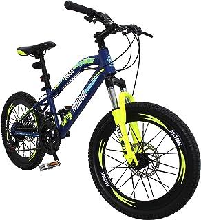 Tutto Bicicleta Infantil rodada 20 de Montaña Monk INXSS