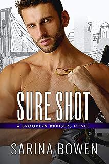 Sure Shot: A Hockey Romance (Brooklyn Book 4)