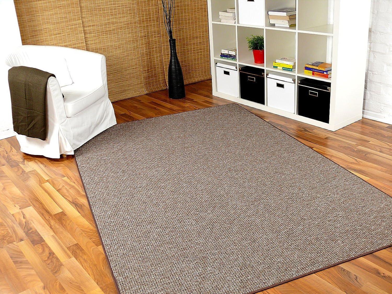 Snapstyle Schlingen Teppich Primo Braun Braun Braun Beige in 24 Größen B0085MDHCS 7f698e