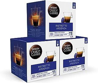 comprar comparacion Nescafé DOLCE GUSTO Magnum Ristretto ARDENZA - Cápsulas de Café - 3 x 30 - 90 Cápsulas