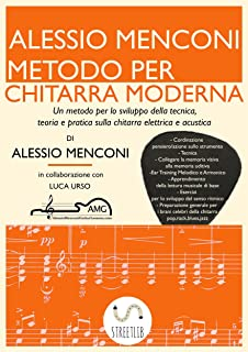 Metodo Per Chitarra Moderna (Italian Edition)