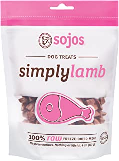 Sojos Simply Freeze Treats 4 Ounce