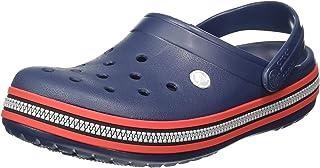 Crocs Crocband Zipper Band Clog, Obstrucción Hombre
