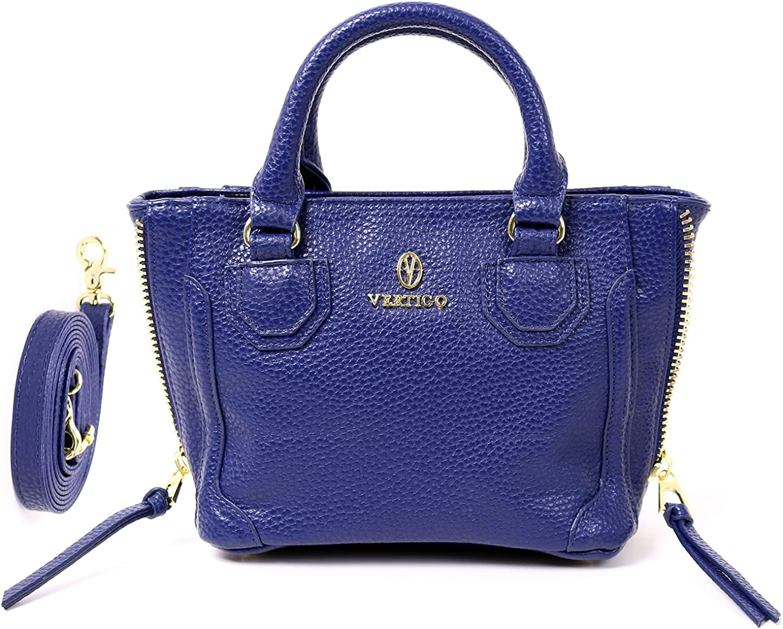 greenigo Paris Dani Mini Crossbody Satchel Bag