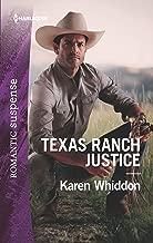 Texas Ranch Justice (Harlequin Romantic Suspense Book 2037)