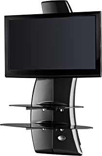 Meliconi Ghost Design 2000 电视壁灯适用于 81.28 至 160.02 厘米的屏幕,*大可达 154.84 公斤488067 BB Unknown