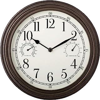 "Westclox Wall Clock, Multicolor, 12"""