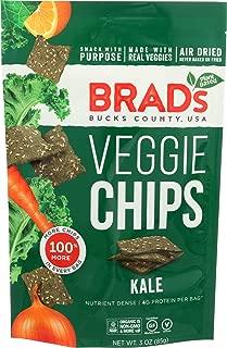 Brads Raw Chip Kale, 3 oz