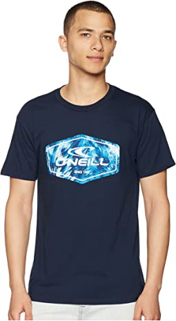 O'Neill Filler Short Sleeve Screen Tee