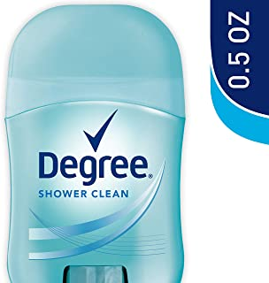 Degree Shower Clean Dry Protection Antiperspirant Deodorant Stick, 0.5 oz (Pack of 36)