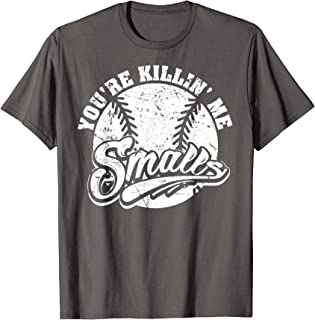 Best you re killin me smalls tee Reviews