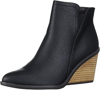 Dr. Scholl's Shoes Womens Morgan Wedge Bootie