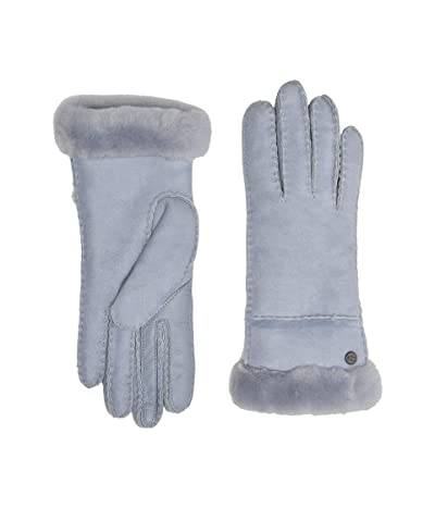 UGG Seamed Tech Water Resistant Sheepskin Gloves (Fresh Air) Extreme Cold Weather Gloves