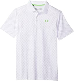 Under Armour Kids Performance Polo Novelty (Big Kids)