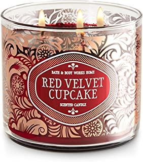 red velvet candle bath and body works