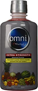 Omni Purified Extra Strength, Fruit Punch - 32 Ounces