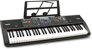Plixio 61-Key Digital Electric Piano Keyboard & Shee
