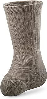 Dr. Comfort Transmet Crew Socks for Partial Foot Amputation (Large (Men's 10.5-12/Women's 11.5-13), Sand)…