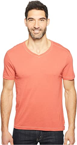 Kerbox Short Sleeve V-Neck Supima Modal
