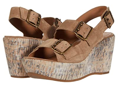 Trask Patsy (Taupe) Women