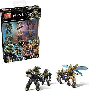 Mega Construx Juguete de Construcción Halo Marinos vs Drone