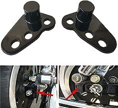 Motobiker 1Pair otorcycle Drop Kit (Black) 1