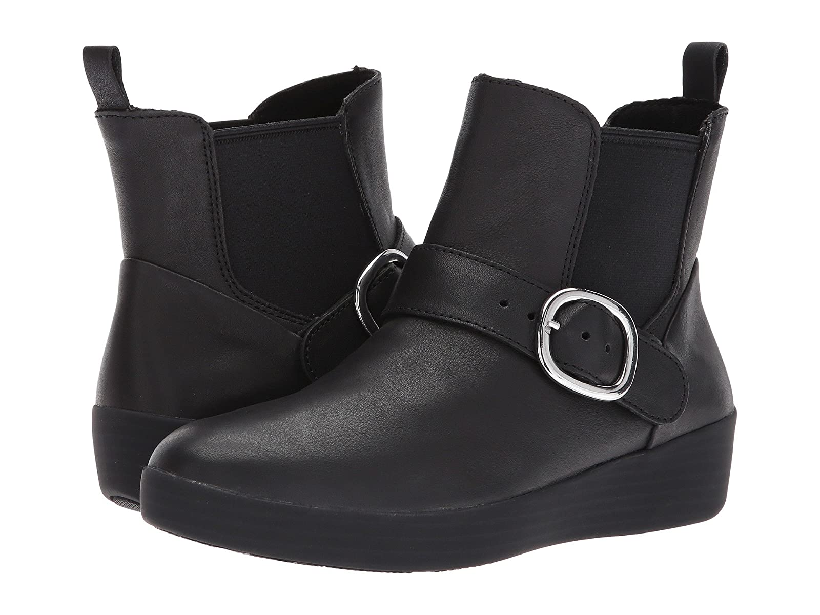 FitFlop Superbuckle Leather Chelsea BootCheap and distinctive eye-catching shoes