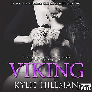 Viking: Black Shamrocks MC: First Generation Series, Book 2
