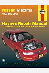 Nissan Maxima (93-08) Haynes Repair Manual Paperback
