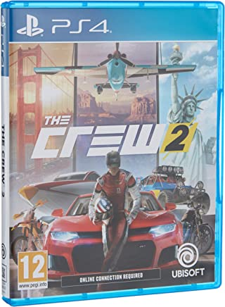 Ubisoft The Crew 2 PS4