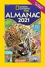 National Geographic Kids Almanac 2021, U.S. Edition (National Geographic Almanacs)