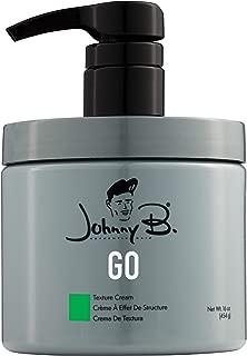 Johnny B GO Texture Cream With Pump (16 oz)