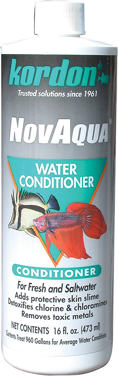 KORDON #31156 Superior NovAqua Conditioner Fixed price for sale Water 16-Ounce