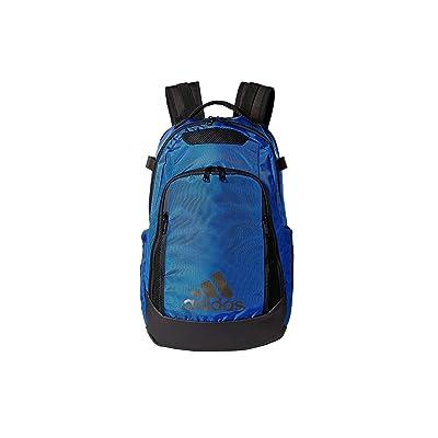 adidas 5-Star Team Backpack (Bold Blue) Backpack Bags