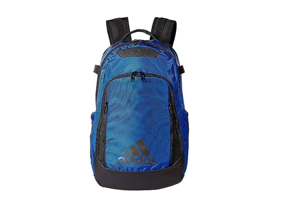 964f1019fb adidas 5-Star Team Backpack (Bold Blue) Backpack Bags