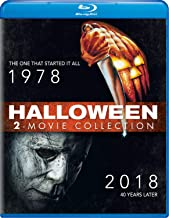 Halloween 2-Movie Collection (1978 / 2018) [Blu-ray]