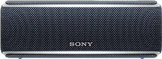 Sony SRS-XB21 Extra Bass Waterproof Wireless Speaker with Bluetooth, Black